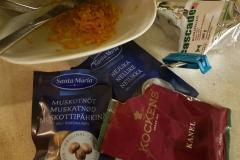 Kryddor till Annandagsölen