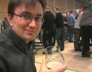 Jonas på SMÖF 2010