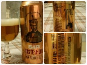 Sir Taste-a-lot från Brutal Brewing