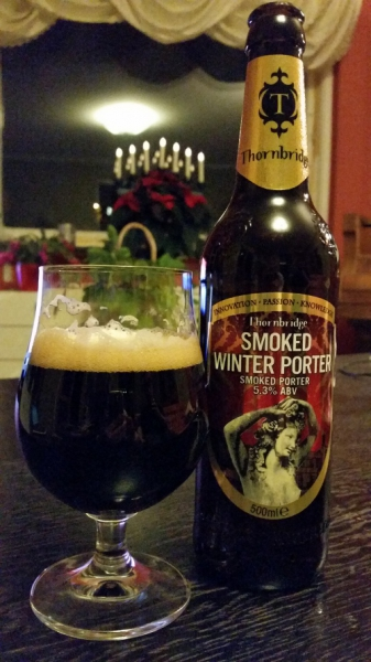 Thornbridge Brewery - Smoked Winter Porter