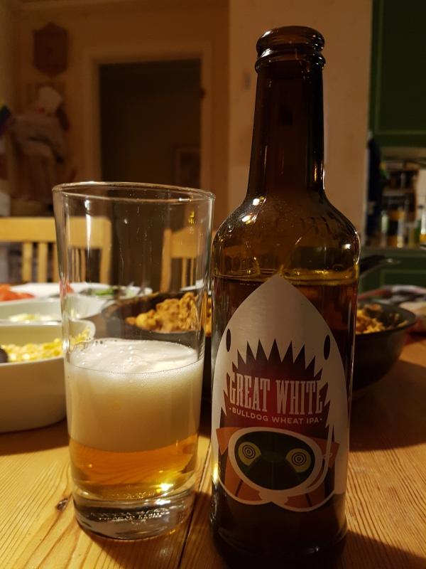 Gotlands bryggeri - White IPA