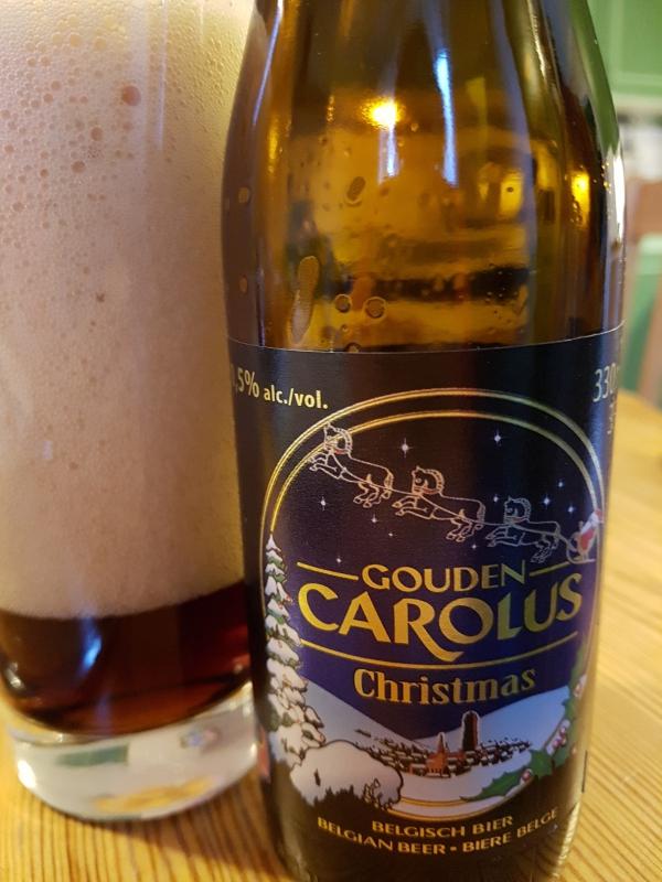 Gouden Carolus - Christmas