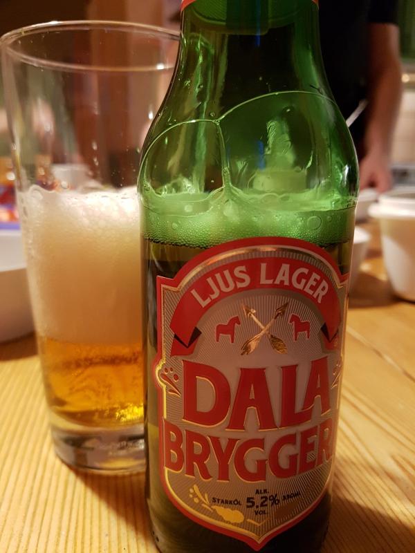 Dala bryggeri - Ljus lager