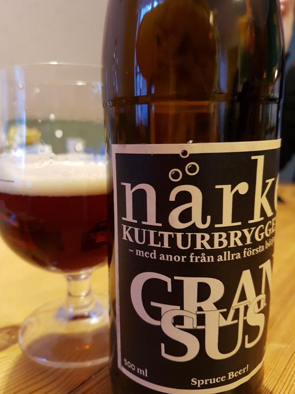 Närkes Kulturbryggeri - Gransus