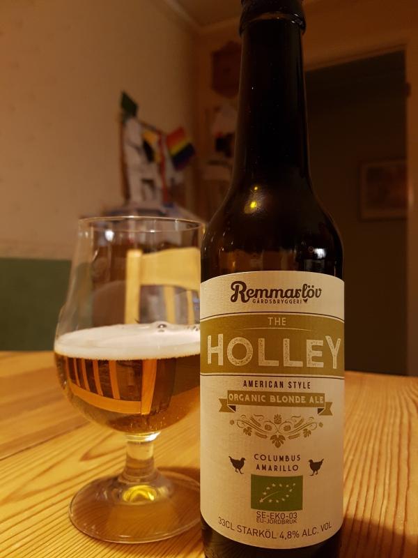 Remmarlöv The Holley Organic Blonde Ale